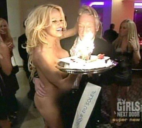 Pamela Anderson'dan en seksi pozlar... - 108