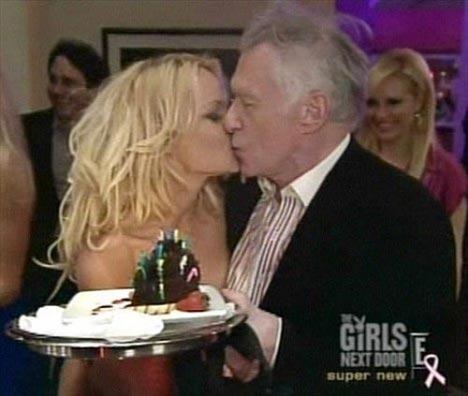 Pamela Anderson'dan en seksi pozlar... - 111