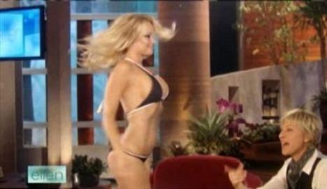 Pamela Anderson'dan en seksi pozlar... - 112