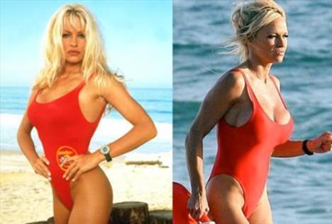 Pamela Anderson'dan en seksi pozlar... - 113