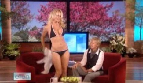 Pamela Anderson'dan en seksi pozlar... - 114