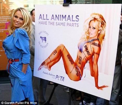 Pamela Anderson'dan en seksi pozlar... - 115