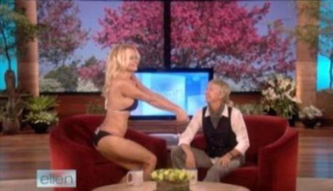 Pamela Anderson'dan en seksi pozlar... - 118