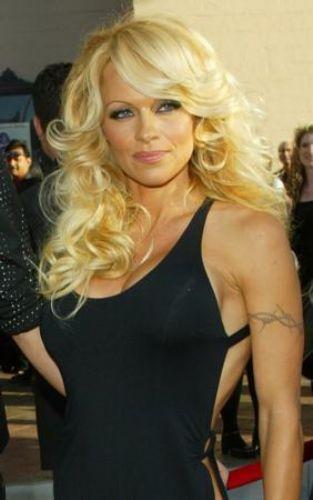 Pamela Anderson'dan en seksi pozlar... - 119