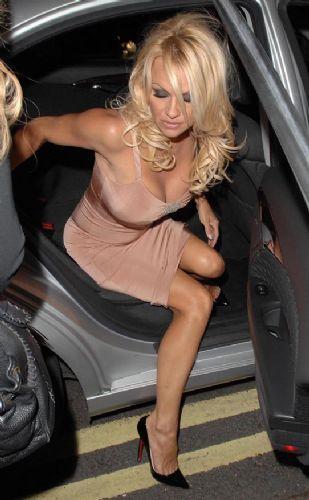 Pamela Anderson'dan en seksi pozlar... - 128