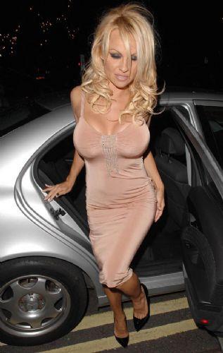 Pamela Anderson'dan en seksi pozlar... - 129