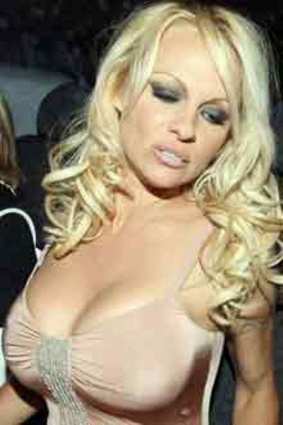 Pamela Anderson'dan en seksi pozlar... - 134