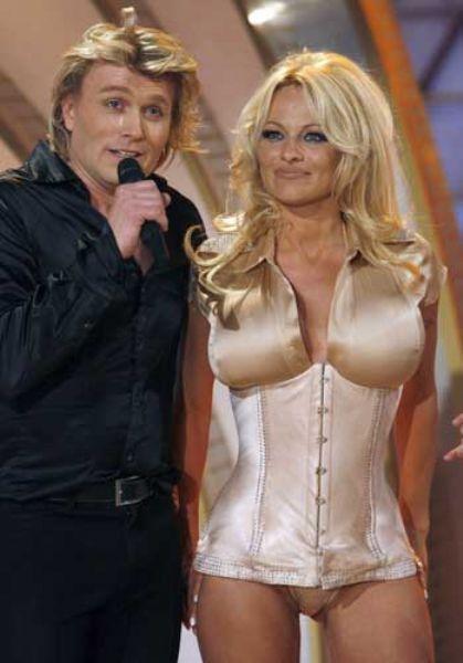 Pamela Anderson'dan en seksi pozlar... - 154
