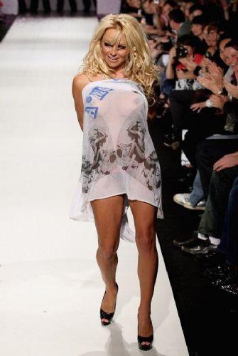 Pamela Anderson'dan en seksi pozlar... - 158