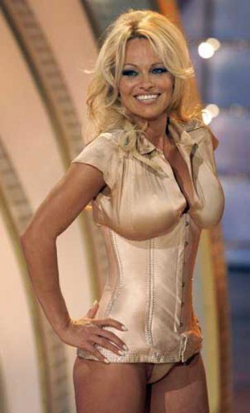 Pamela Anderson'dan en seksi pozlar... - 160