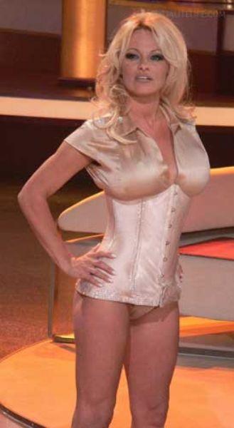 Pamela Anderson'dan en seksi pozlar... - 162