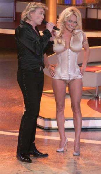 Pamela Anderson'dan en seksi pozlar... - 163