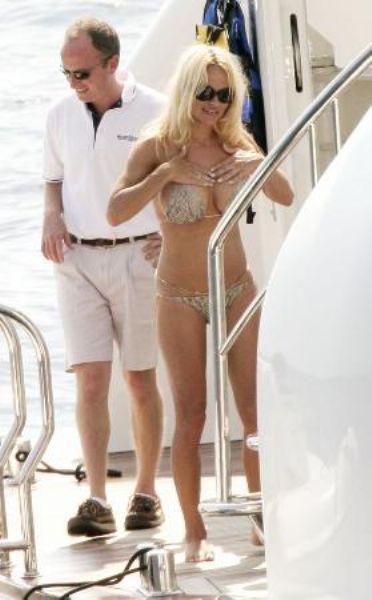 Pamela Anderson'dan en seksi pozlar... - 171