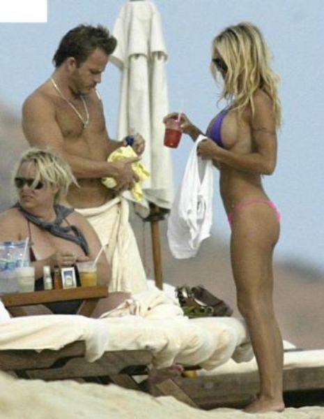 Pamela Anderson'dan en seksi pozlar... - 173
