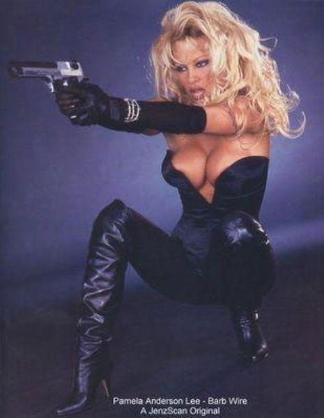 Pamela Anderson'dan en seksi pozlar... - 178