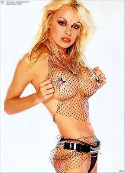 Pamela Anderson'dan en seksi pozlar... - 179