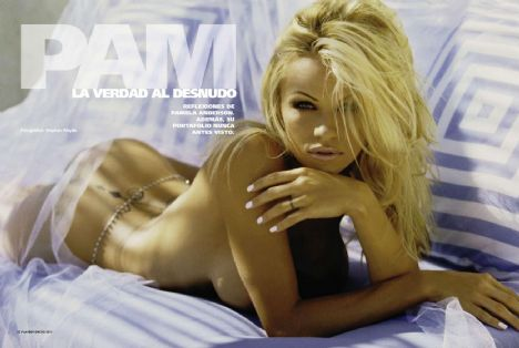 Pamela Anderson'dan en seksi pozlar... - 60