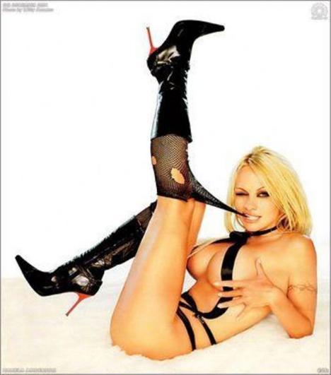 Pamela Anderson'dan en seksi pozlar... - 182