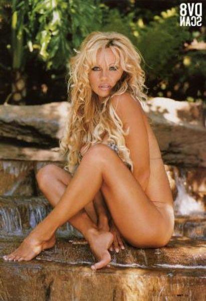 Pamela Anderson'dan en seksi pozlar... - 203