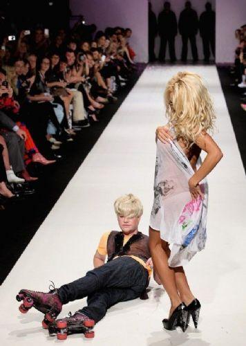 Pamela Anderson'dan en seksi pozlar... - 207