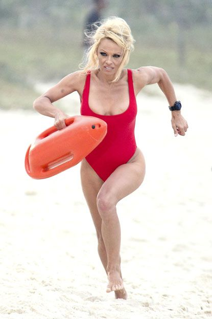 Pamela Anderson'dan en seksi pozlar... - 15