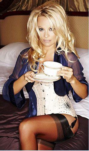Pamela Anderson'dan en seksi pozlar... - 214
