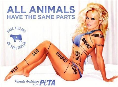 Pamela Anderson'dan en seksi pozlar... - 216