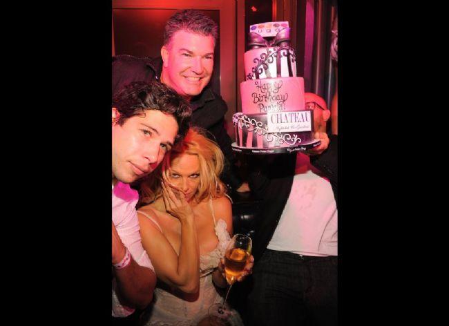 Pamela Anderson'dan en seksi pozlar... - 42