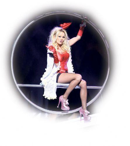 Pamela Anderson'dan en seksi pozlar... - 226