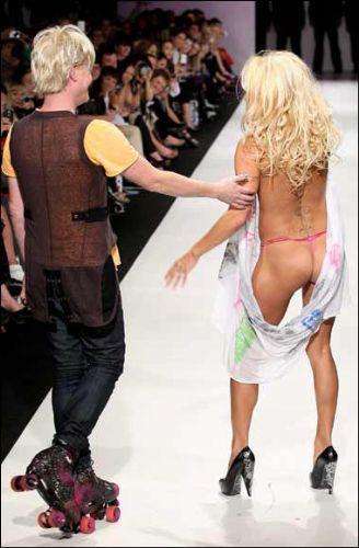 Pamela Anderson'dan en seksi pozlar... - 227