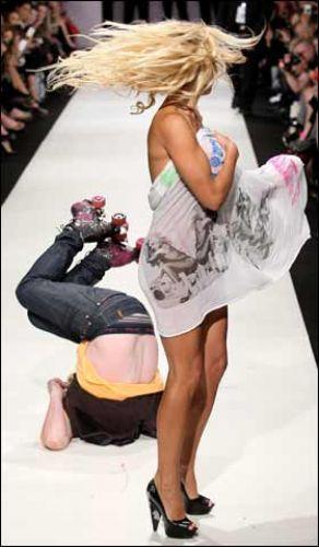 Pamela Anderson'dan en seksi pozlar... - 228