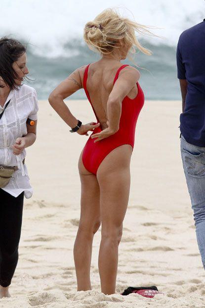 Pamela Anderson'dan en seksi pozlar... - 17