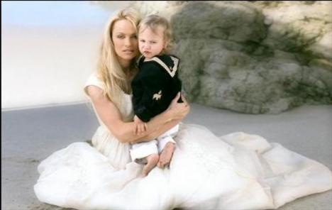Pamela Anderson'dan en seksi pozlar... - 234