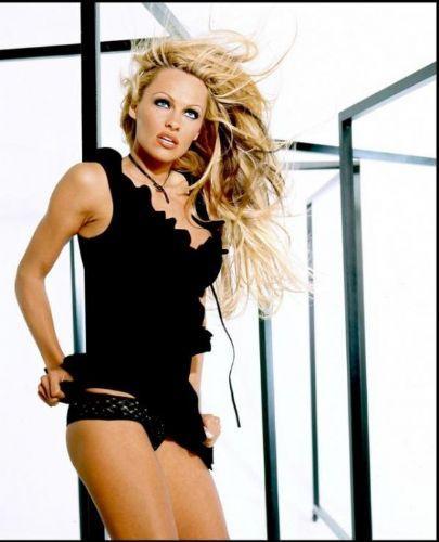 Pamela Anderson'dan en seksi pozlar... - 235