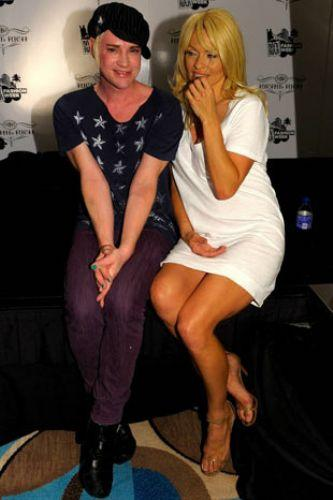 Pamela Anderson'dan en seksi pozlar... - 255