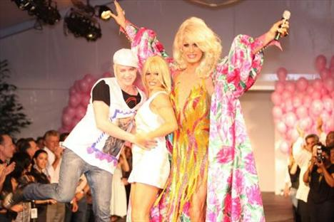 Pamela Anderson'dan en seksi pozlar... - 260