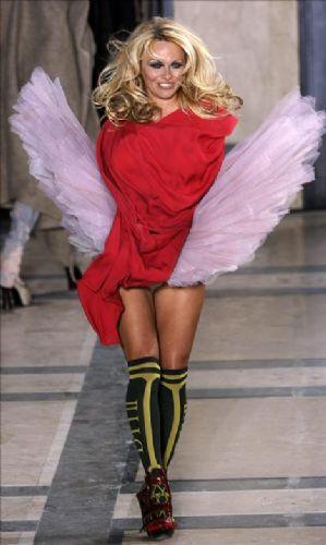 Pamela Anderson'dan en seksi pozlar... - 267