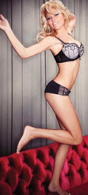 Pamela Anderson'dan en seksi pozlar... - 52