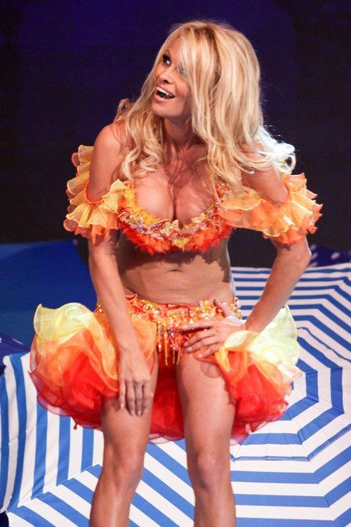 Pamela Anderson'dan en seksi pozlar... - 8