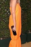 Drew Barrymore'un garip elbisesi - 3
