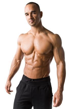 Aşırı kaslı vücut  Aşırı kaslı vücutlu erkeklere sakın özenmeyin! Çünkü kadınlar bu tip vücutlu erkeklerden hiç hoşlanmazlar. Tamam, fit bir vücudunuz olsun, salmayın göbeği...  Ama spor salonunda 500 kilo ağırlıkla bench press yapan erkekler asla seksi değildir.
