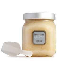 İpeksi cilt  Ölü deriden cildinizi arındırmaya ne dersiniz? Laura Mercier Creme Brülee Sugar Scrub' la ipeksi bir cilde kavuşabilirsiniz.