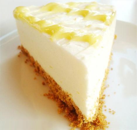 En lezzetli ve pratik İtalyan tarifleri  Ev yapımı limonlu cheesecake   Tarifi görmek için tıklayın!