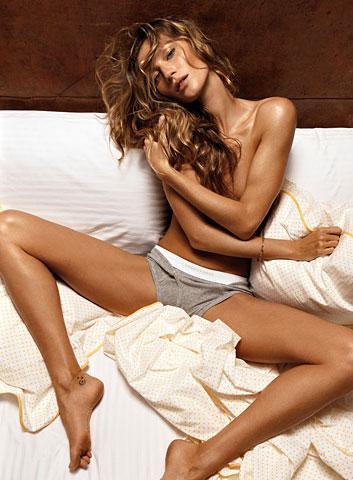 Beverly Hills estetiik cerrahları 2010 yılında kendilerinden en çok istenen ünlü vücut uzuvlarının sıralamasını yaptılar.  Gisele Bündchen - Vücut