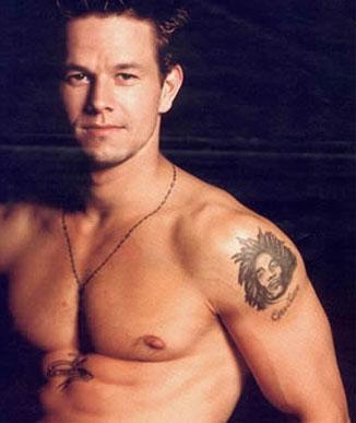 Mark Wahlberg - Vücut
