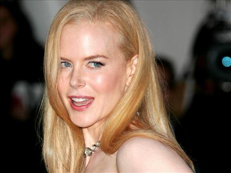 Nicole Kidman - Burun