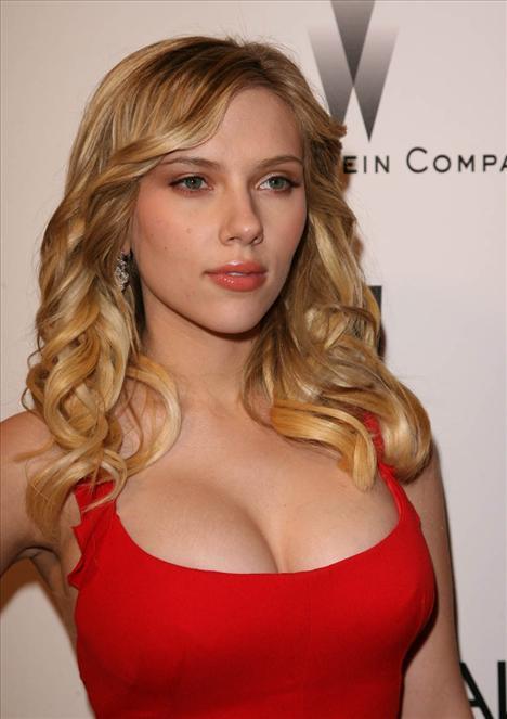 Scarlett Johansson - Dudaklar