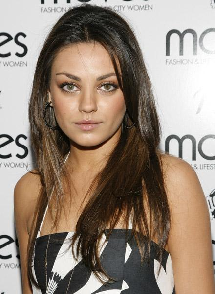 Mila Kunis - Gözler