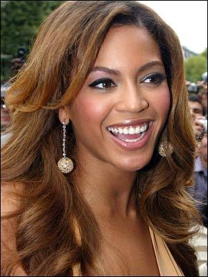 Beyonce Knowles - Yanaklar