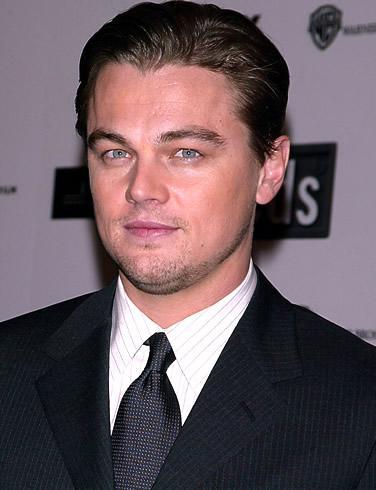 Leonardo DiCaprio - Yanaklar